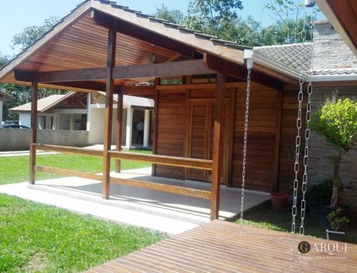 Casa de Campo Morretes