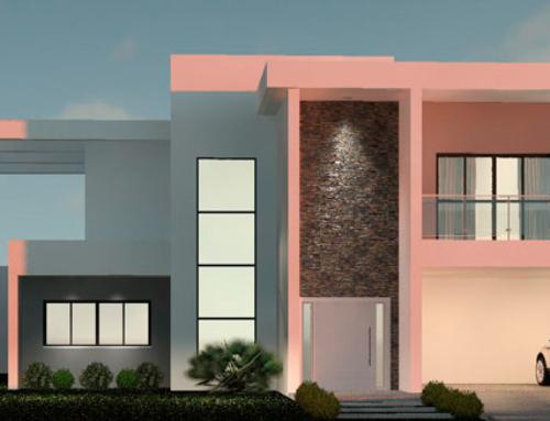 Casa Moderna em Condomínio Fechado