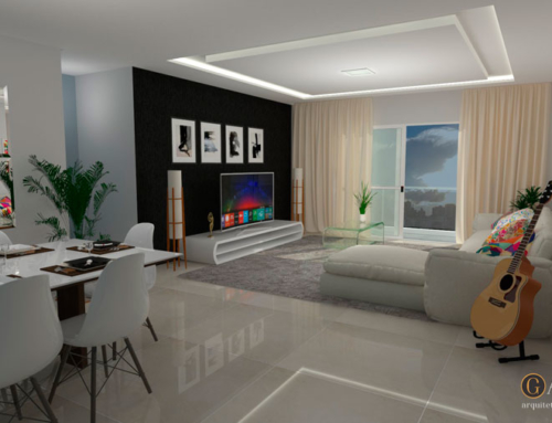 Designer de Interiores Living