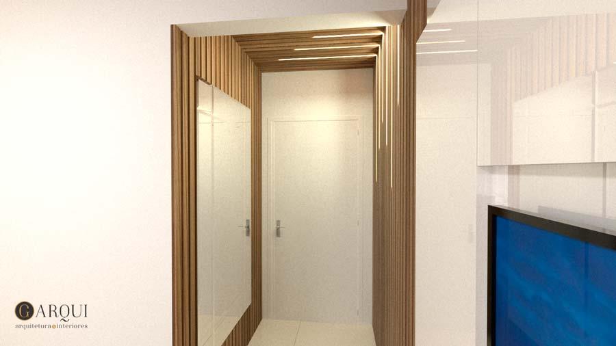 Design de Interiores aparatamento pequeno