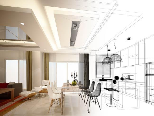 Design de Interiores - G. Arqui Arquitetura e Interiores